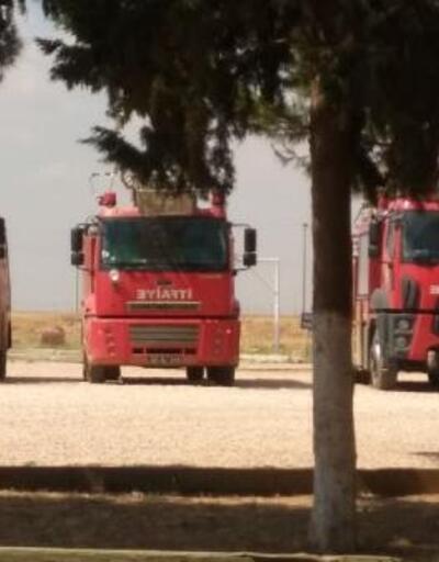 Suriye'de başlayan yangın Türkiye'ye sıçradı