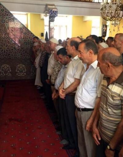 Muhammed Mursi için Zonguldak'ta gıyabi cenaze namazları