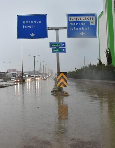 İzmir-Ankara yolu ulaşıma açıldı