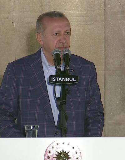 Cumhurbaşkanı Erdoğan'dan Rumların skandal kararına tepki