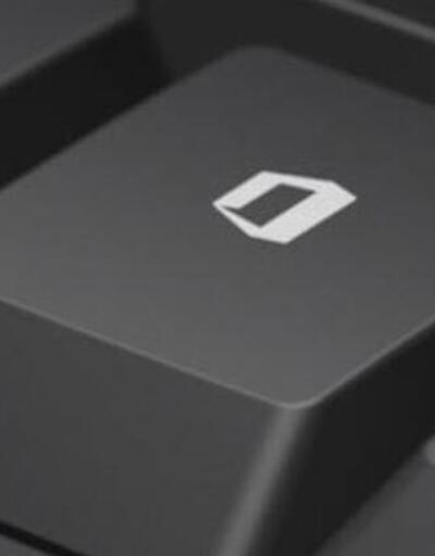 Klavyelere Microsoft tuşu