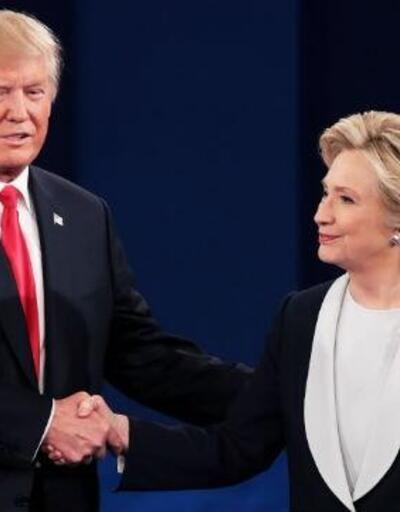 ABD'de başkan adaylarının buluşması da 'soru sızdırma' skandalı ile hatırlanıyor