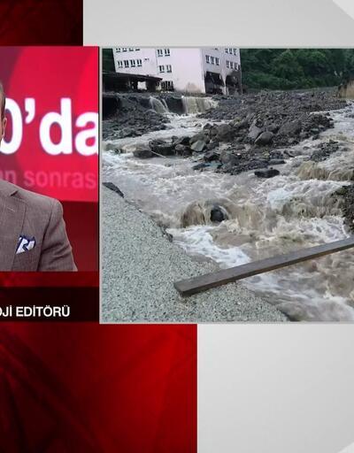 Bünyamin Sürmeli'den 15 il için şiddetli yağış uyarısı