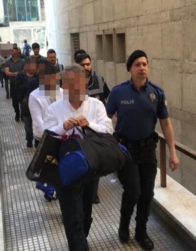 Bursa merkezli 15 ilde FETÖ operasyonu: 23 gözaltı