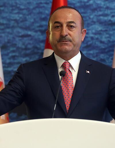 Bakan Çavuşoğlu'ndan KKTC mesajı