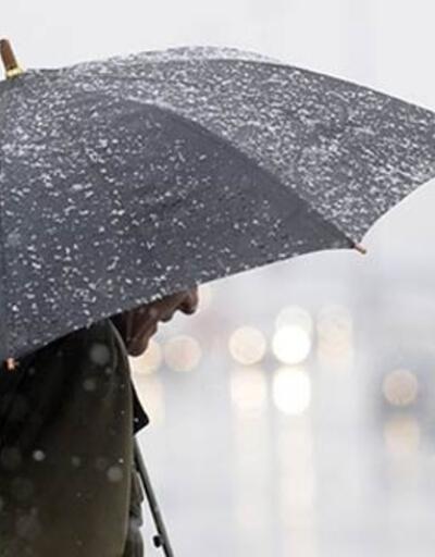 MGM'den sağanak yağış uyarısı!