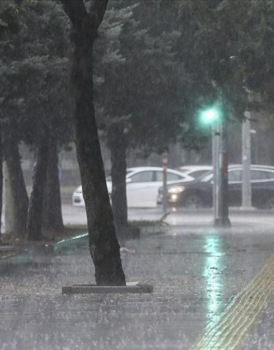 Orta Karadeniz ile Doğu Karadeniz için sağanak yağış uyarısı