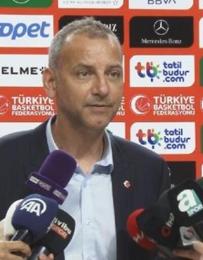 Milli Takımlar Direktörü Haluk Yıldırım: Avrupa Şampiyonası'nda ilk 6'ya girmemiz lazım