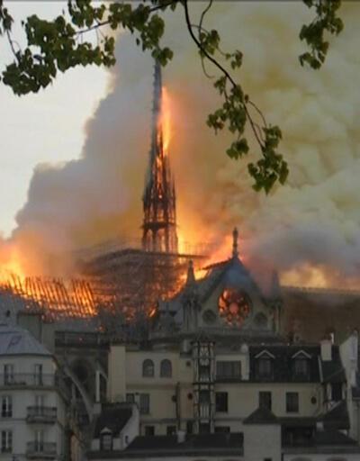 İşte Notre Dame Katedrali yangını raporu