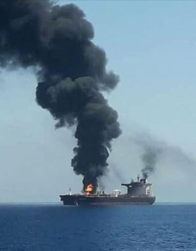 Tanker saldırısıyla ilgili İran'dan iddia: İşin arkasında Suudi Arabistan var