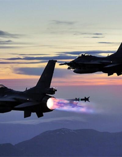 Irak'ın kuzeyine hava harekatı: En az 2 terörist etkisiz hale getirildi