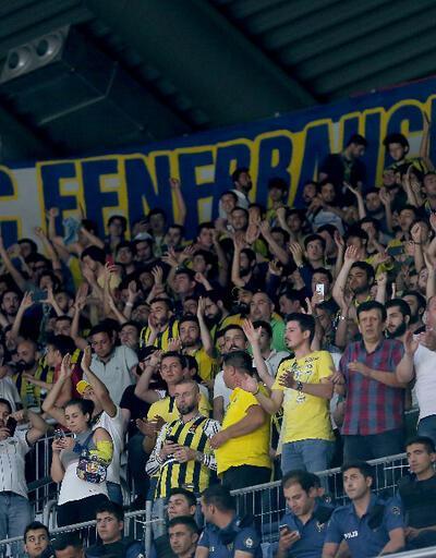 Final serisinin ardından Fenerbahçe'ye ceza
