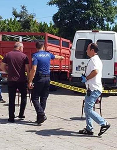 Alanya'da silahlı kavga: 1 yaralı