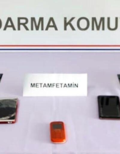 Serik'te 600 bin TL'lik uyuşturucu ele geçirildi