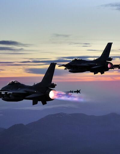 Irak'ın kuzeyine hava harekatı! 2 terörist etkisiz hale getirildi