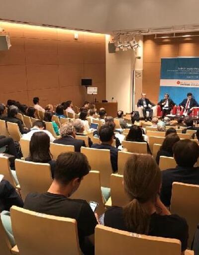 Cumhurbaşkanlığı İletişim Başkanlığı, Japonya'da Türkiye paneli düzenledi