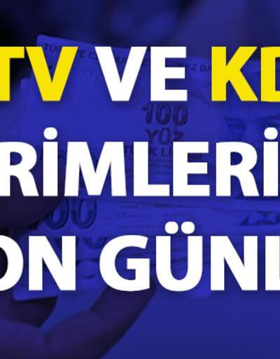 Süre azaldı! ÖTV ve KDV indirimi için son gün ne zaman?