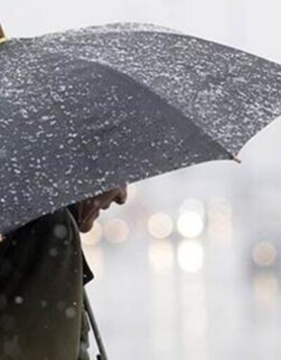 MGM'den yağmur ve fırtına uyarısı