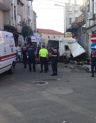 Edirne'deki katliam gibi kazayla ilgili flaş gelişme