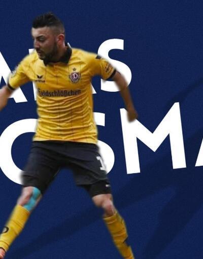 Adana Demirspor Aias Aosman'ı açıkladı