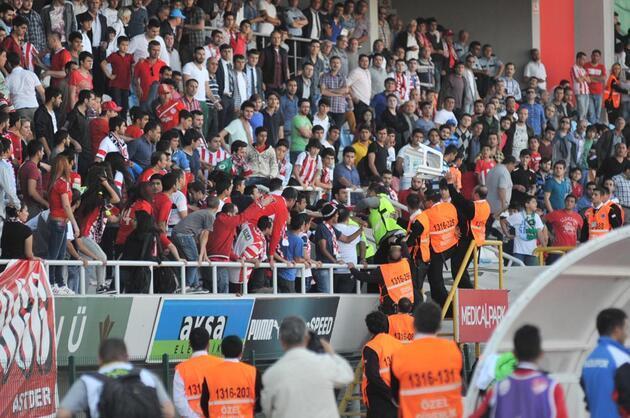 Süper Lig'e gözyaşlarıyla veda!