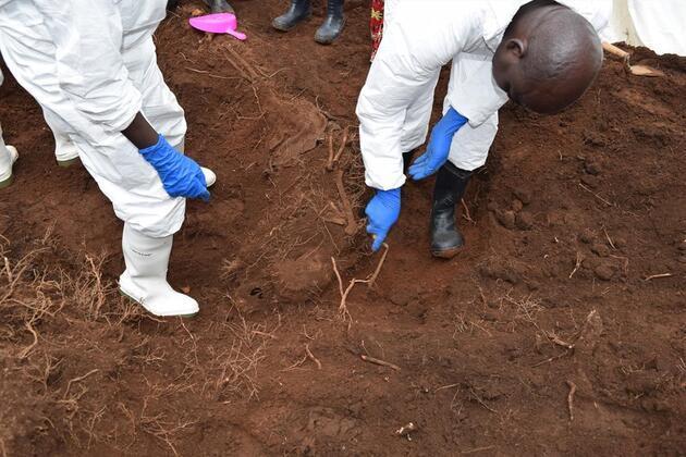 Burundi'de toplu mezar bulundu