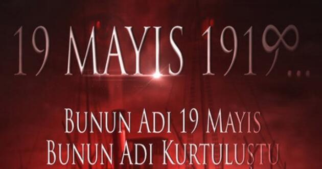 Resimli 19 Mayıs mesajları: Atatürk'ün sözleri ve 19 Mayıs mesajı