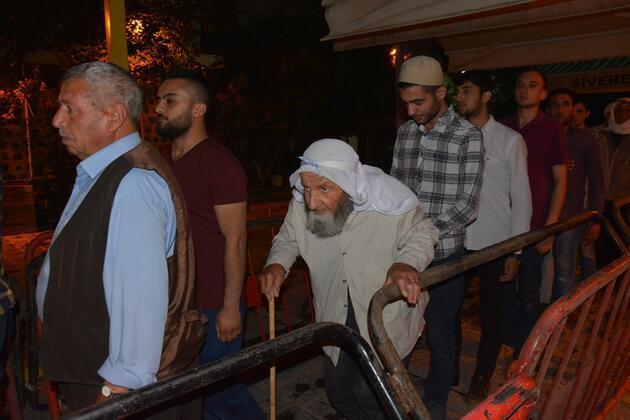 Sakal-ı Şerif Şanlıurfa'da ziyarete açıldı