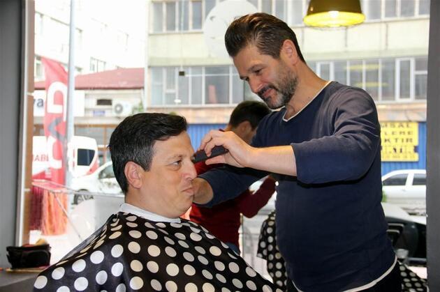 Berberler Amerikan tıraşını yasakladı