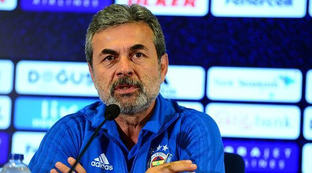Aykut Kocaman'dan Galatasaray maçı için sürpriz karar