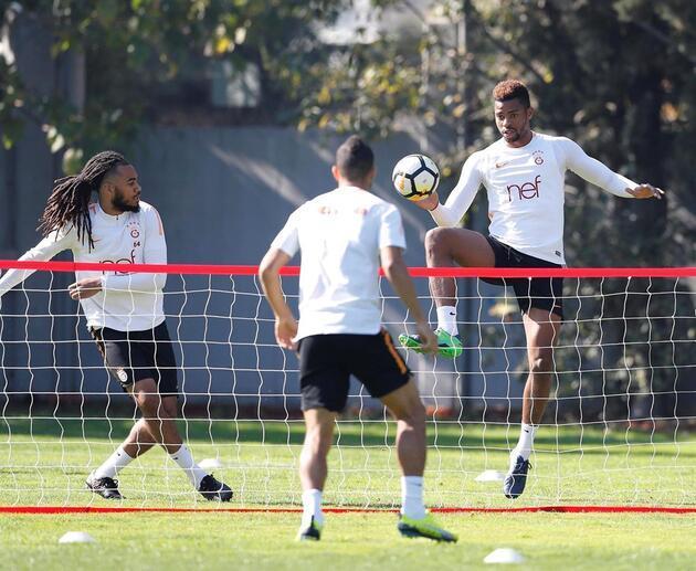 Galatasaray'ın Fenerbahçe derbisi muhtemel 11'i