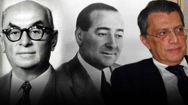 Üç başbakan üç intihar