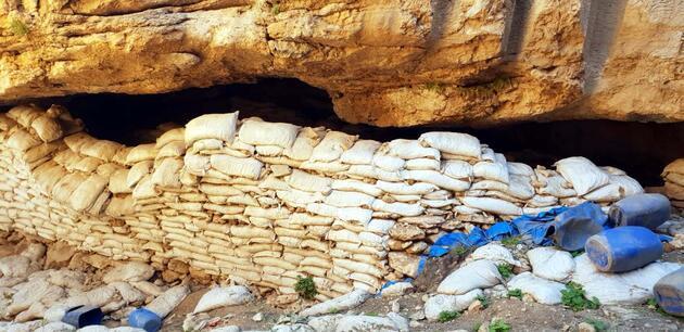 PKK'nın kış üslenmesine büyük darbe