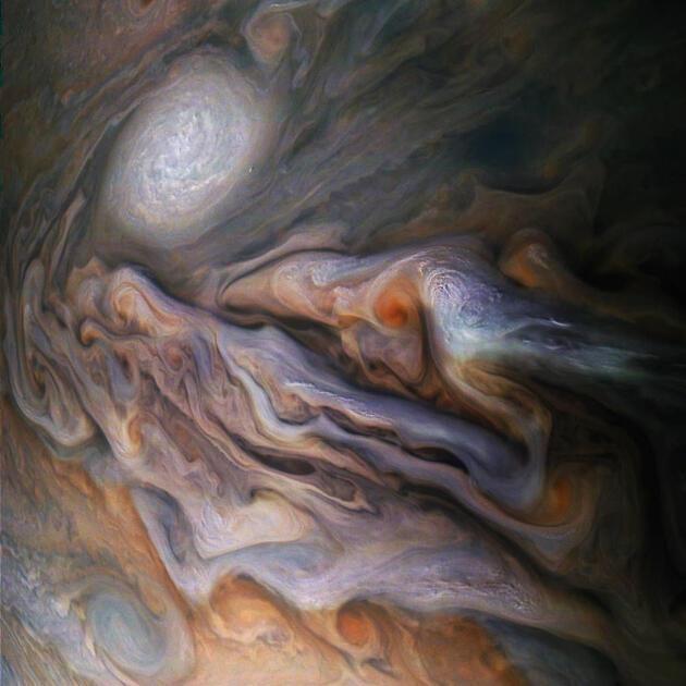 NASA'dan Kasım ayında büyüleyen fotoğraflar