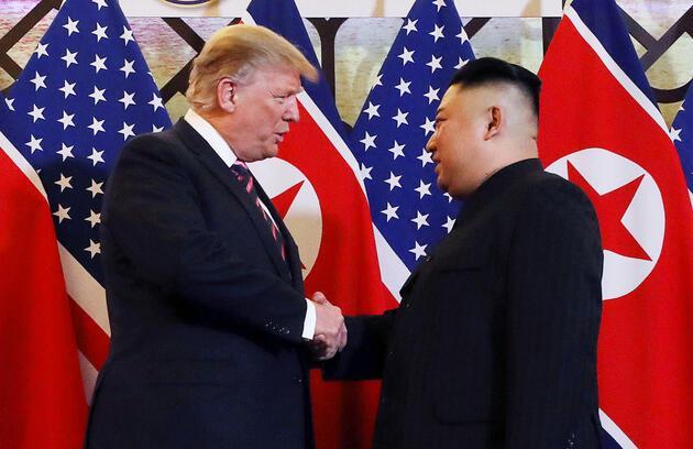 Trump yakın çevresine anlattı: Kim'in eniştesini öldürtüp başını teşhir etmiş