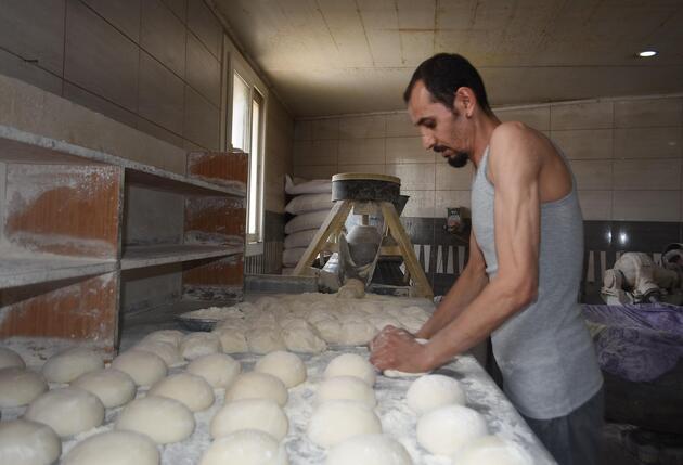 Ege'nin ramazan hediyesi; Dolmalık ekmek
