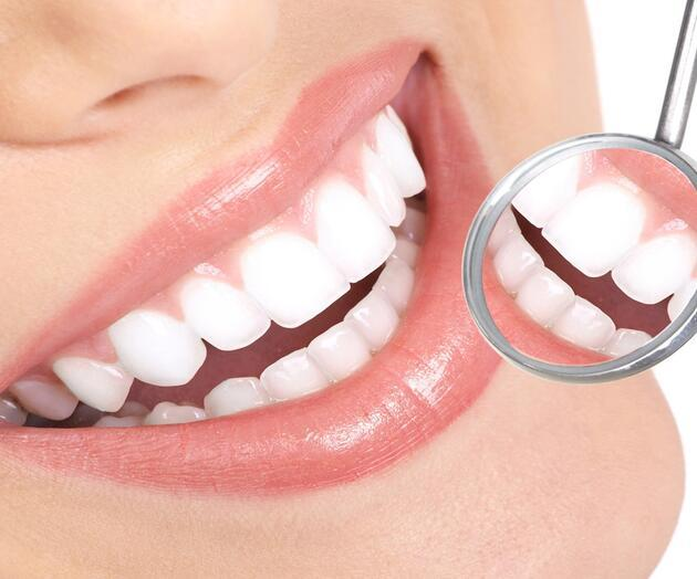 Dişler için süper besinler