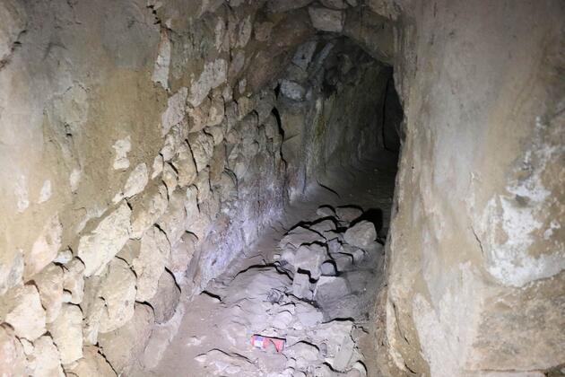Kapadokya'da tesadüfen bulundu... Büyük heyecan yarattı