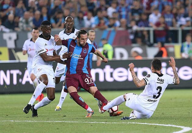 Trabzon'da futbol resitali
