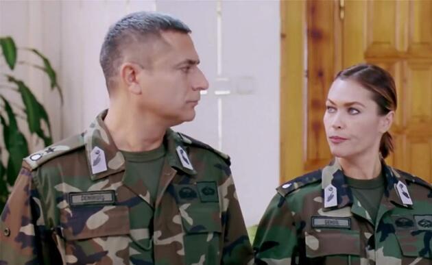 Hülya Avşar'dan Mehmet Ali Erbil'e ziyaret
