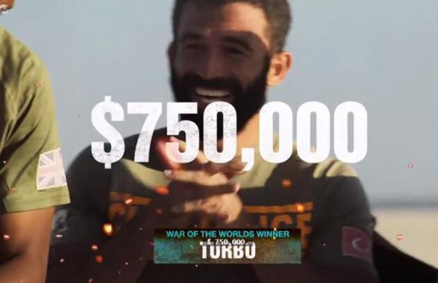 Turabi Çamkıran ABD'de şampiyon oldu! Servet kazandı