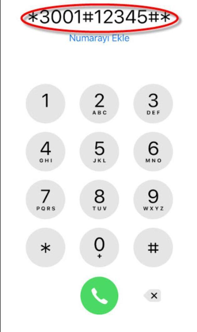 Telefonunuzdaki gizli özellik! Kimse farkında bile değil