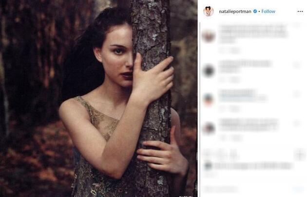 Moby, Natalie Portman ile fotoğrafını paylaştı