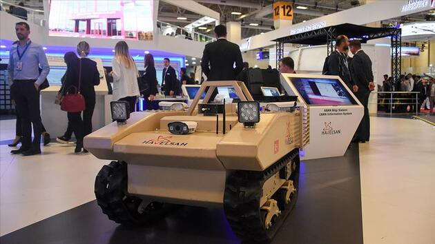 Tehditler insansız araçla tespit edilecek