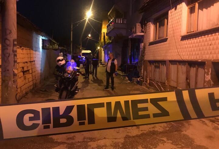 Edirne amp 39 de anne ve oğluna silahlı saldırı