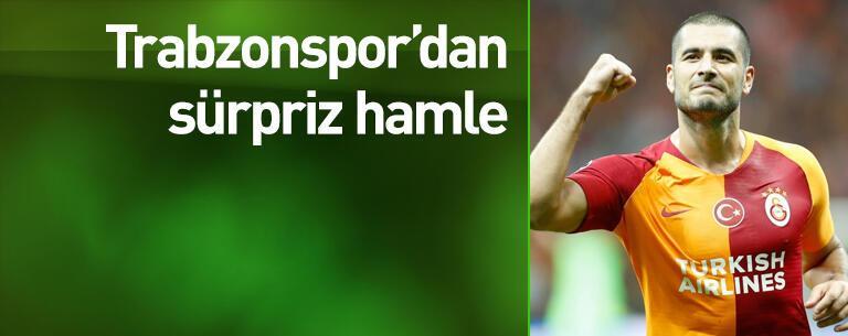 Trabzonspor'dan Eren Derdiyok hamlesi