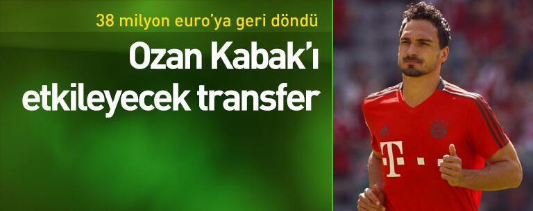 Ozan Kabak'ı etkileyecek transfer