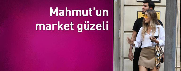 Mahmut'un market güzeli