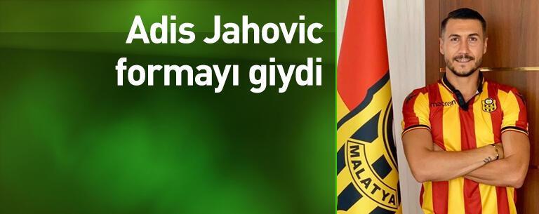 Yeni Malatyaspor Jahovic'i duyurdu