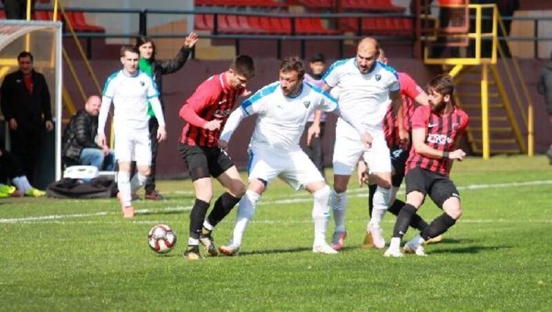Gölcükspor - Karacabey Belediyespor: 0-2